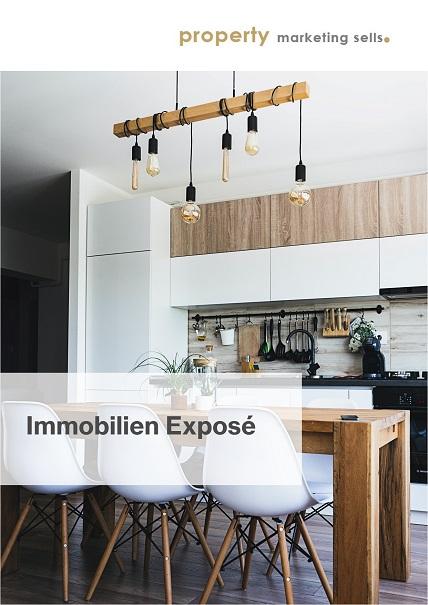 Professionelles Immobilien Exposé - Marketing für den privaten Verkauf Ihrer Immobilie