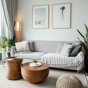 Foto einer Wohnlandschaft - Marketing für den privaten Verkauf Ihrer Immobilie
