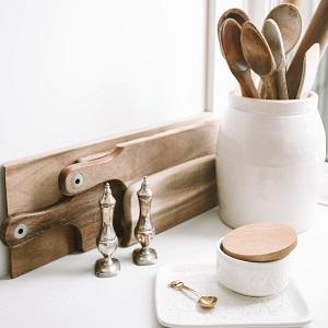 Dekorative Küchenaccessoires - Marketing für den privaten Verkauf Ihrer Immobilie